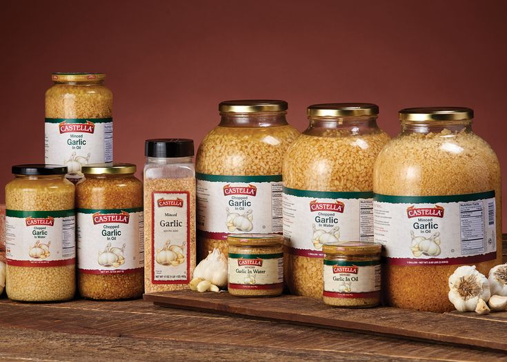 Happy #NationalGarlicDay! Castella offers an array of garlic, from minced to chopped to granulated and everything in between. Our garlic offers a robust, authentic flavor and aroma unlike anything you've  had before! Get some of our garlic products here: http://www.castellamarketplace.com/GarlicandOnion.aspx