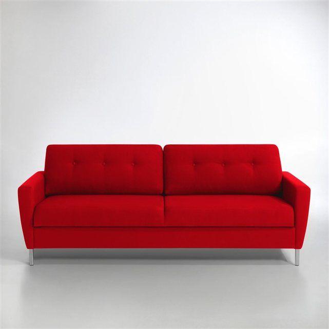 Canapé-lit gigogne 3 places ANIR La Redoute Interieurs