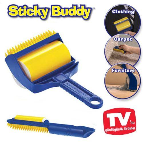Kıl - Tüy Temizleme Seti Sticky Buddy