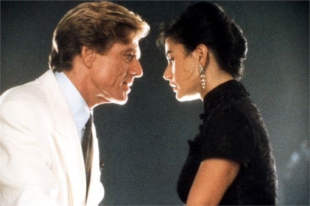 Proposta indecente, 1993  Demi Moore, Robert Redford © Everett Collection