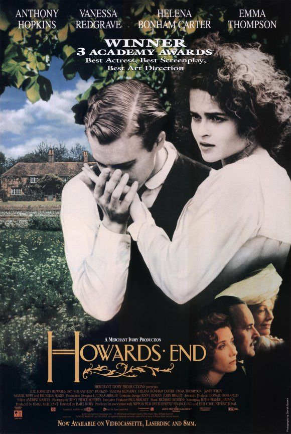 Howards End | You are a cinema, I could watch you forever! | Pinterest