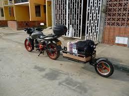Resultado de imagem para remolques para motos