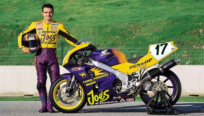 duhamel smok'n joe camel rc45   Smokin' Joes Racing RVF (Camel sponsored) in '95 photo 1995 ...