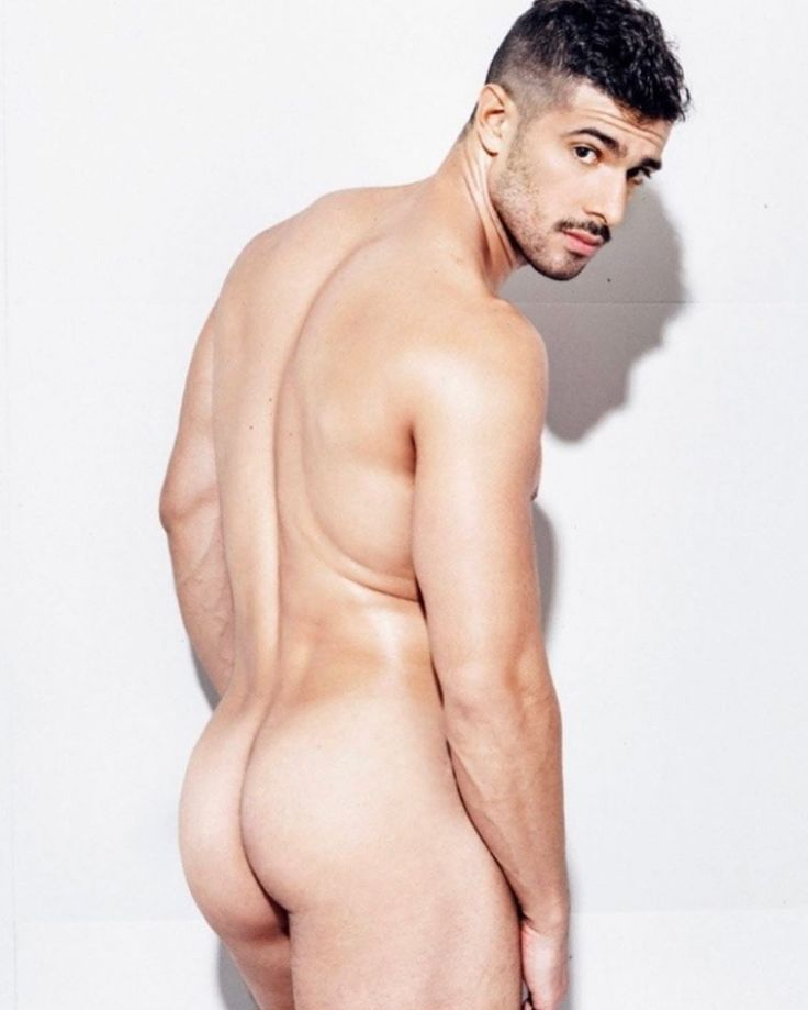 Hairy naked iranian men