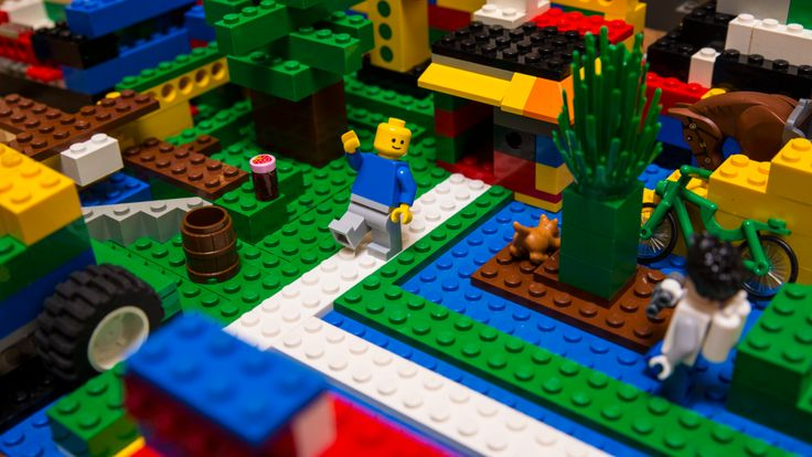 Creating For Conservation With The Greater Vancouver Zoo LEGO building Contest