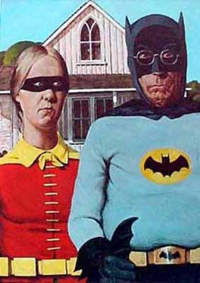 242 Best Images About American Gothic Spoofs On Parody Star