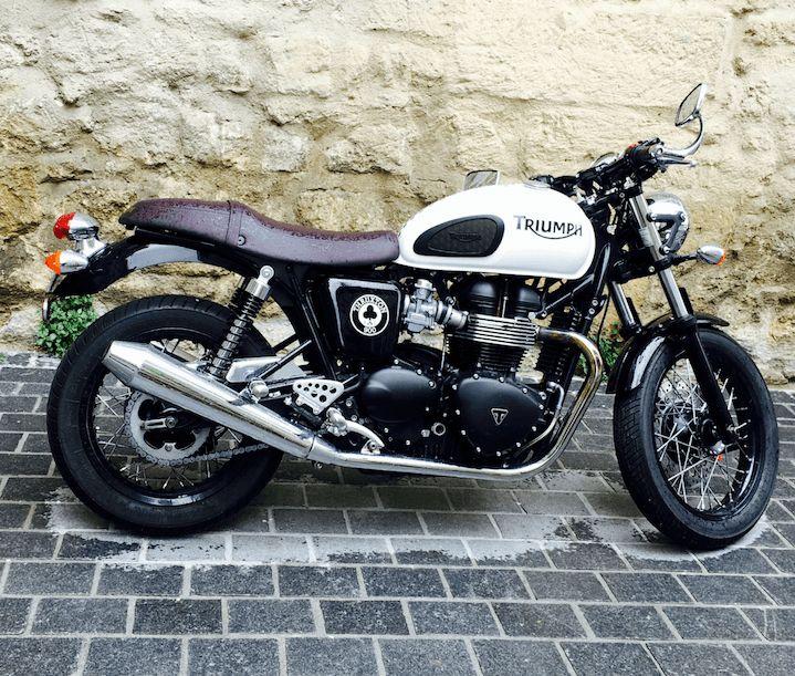 Triumph Thruxton Ace 2015