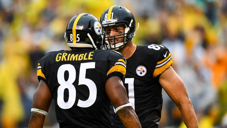 Are the Steelers tight ends good enough to exploit defenses, or just merely average?