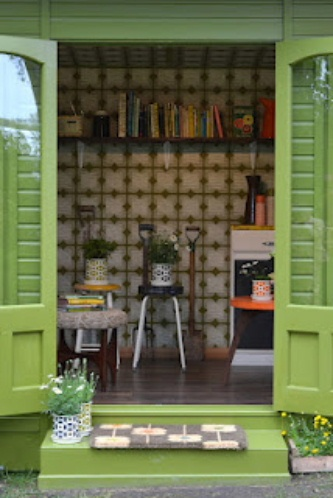 Garden Shed, designed by ORLA KIELY