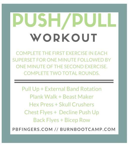 Push Pull Workout (2)
