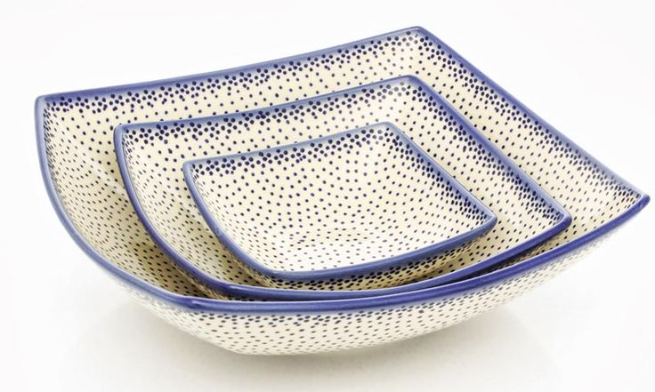 Bunzlauer Keramik Schalen   Polish Pottery bowls - HomeMode.de