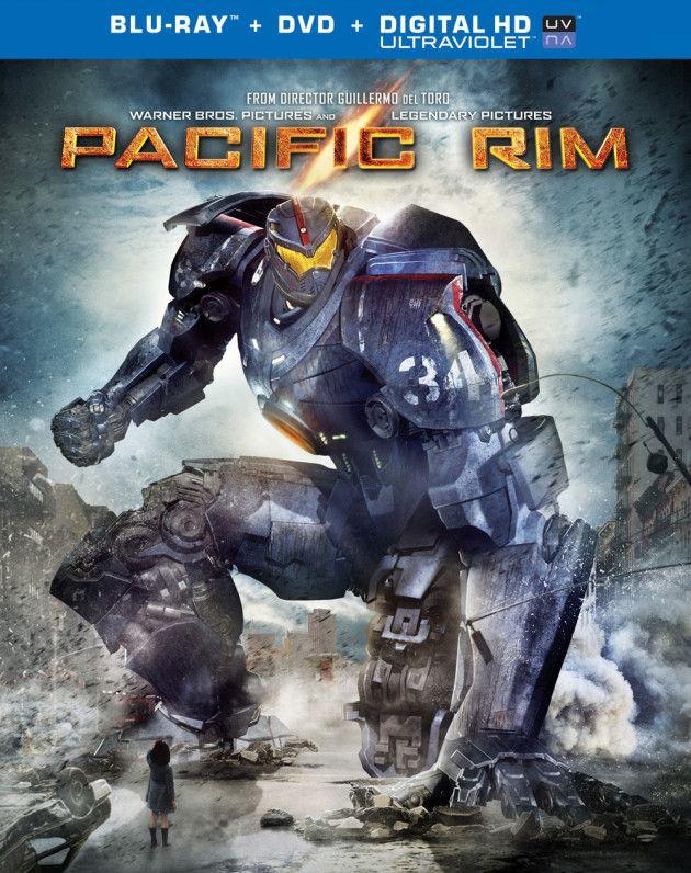 Pacific Rim DVD Review: Go Big or Go Extinct