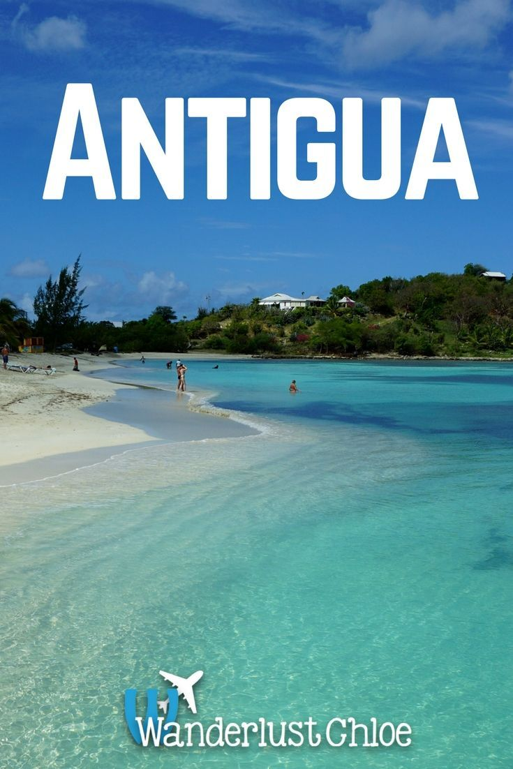 Is Antigua The Most Colourful Island In