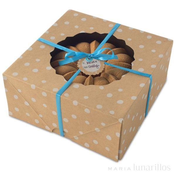 Set 2 cajas para tarta 27 x 27 cm Nordic Ware