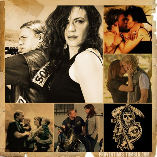 Sons of Anarchy ♥ JAX AND TARA AND KIDS :)