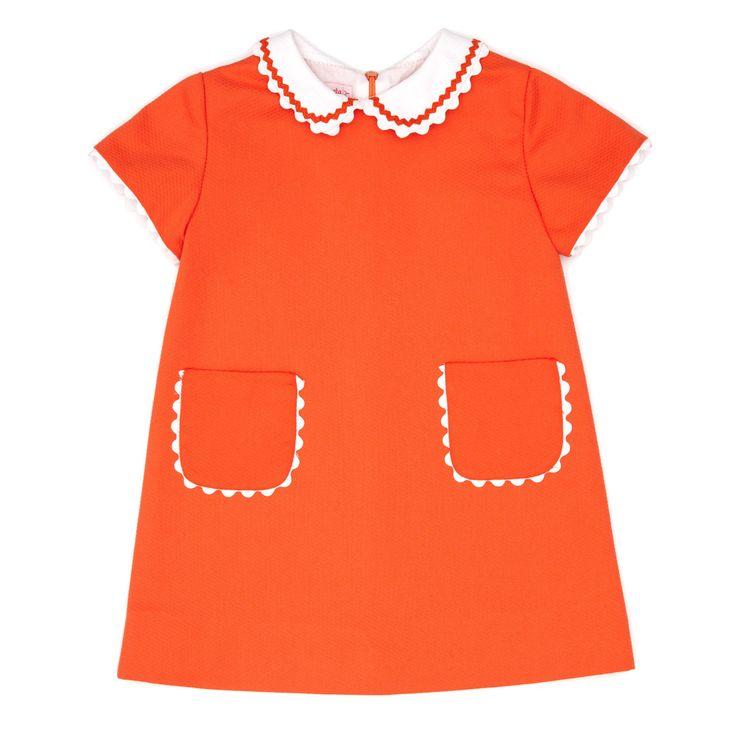 Fanta girl dress