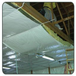 Pole Building Insulation Materials