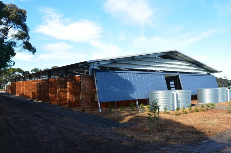 The Equestrian Centre is a major addition to the long established Corio campus of Geelong Grammar School and provides a new entry statement for the site.