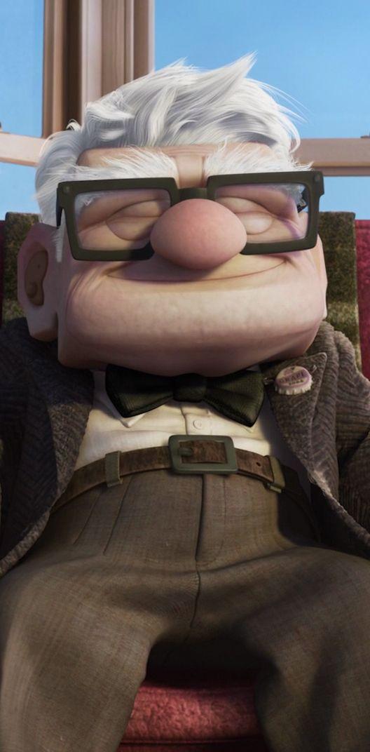 Carl ~ One of my favorite Disney/Pixar guys