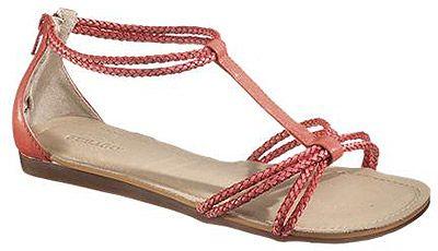 Sebago Women's Poole T-Strap Sandal Style: B409024