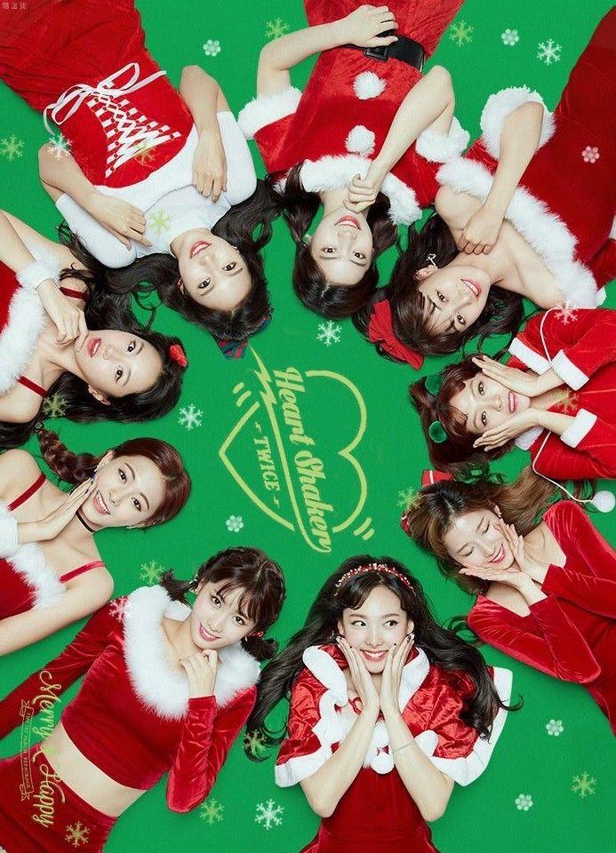 Twice Heart Shaker Heart Shaker Gallery Nayeon Kpop Girl
