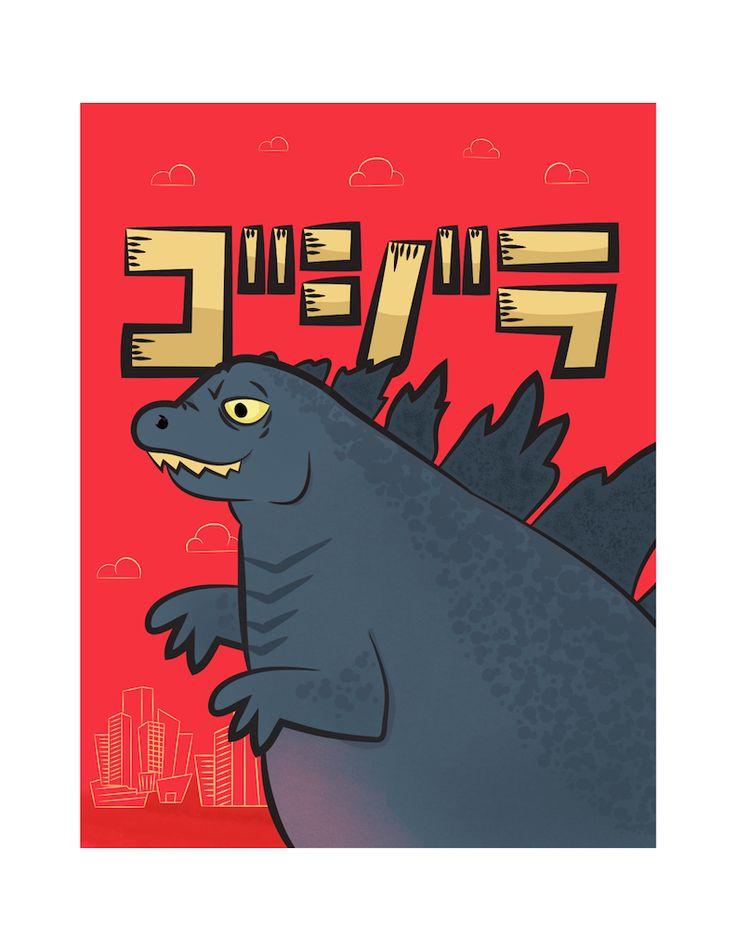 Kaiju Gojira | Story Box