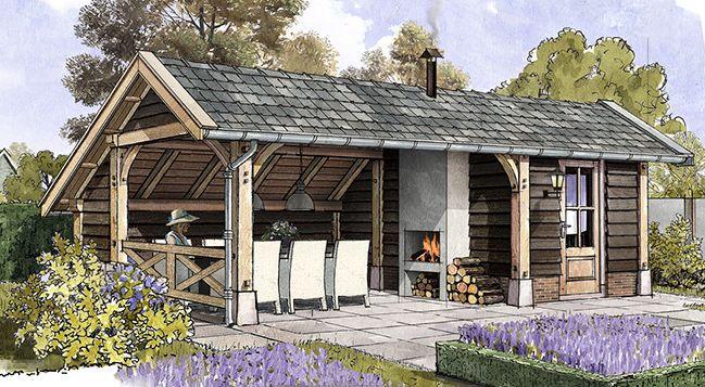 17 beste afbeeldingen over veldschuur op pinterest overdekte terrassen zoeken en tuin - Luifel ontwerp voor patio ...