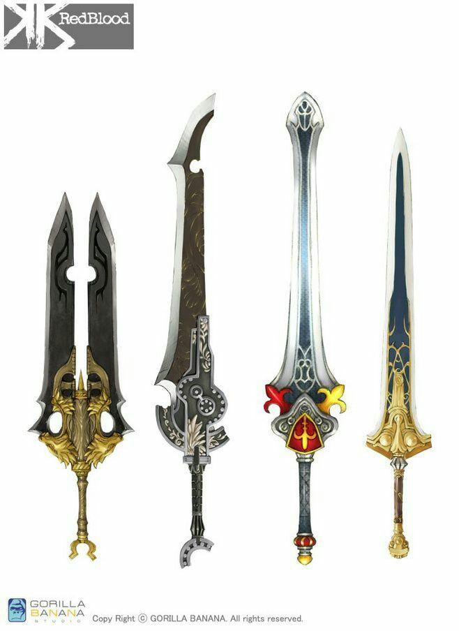 920 best Schwerter / Swords images on Pinterest | Fantasy ...