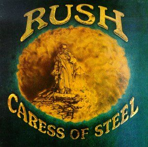 Rush-Caress Of Steel............