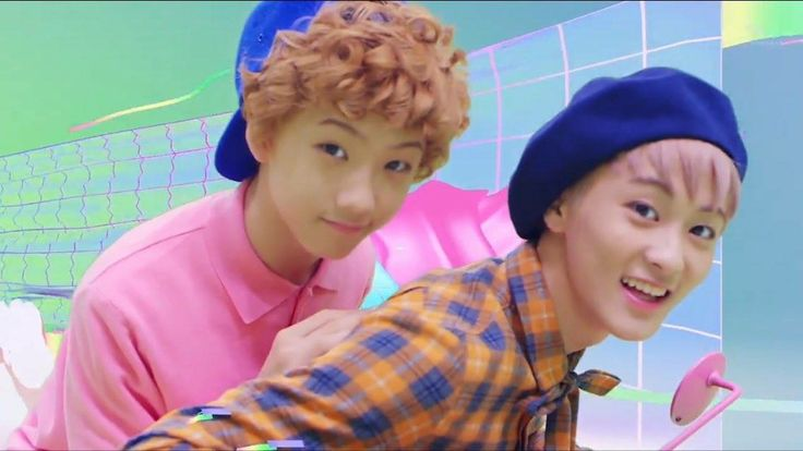 "NCT Dream ""Chewing Gum"" MV Jisung and Mark"
