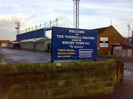ground the Whitby town fc