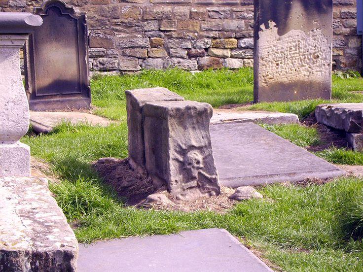 Pirates Grave, St Marys Church