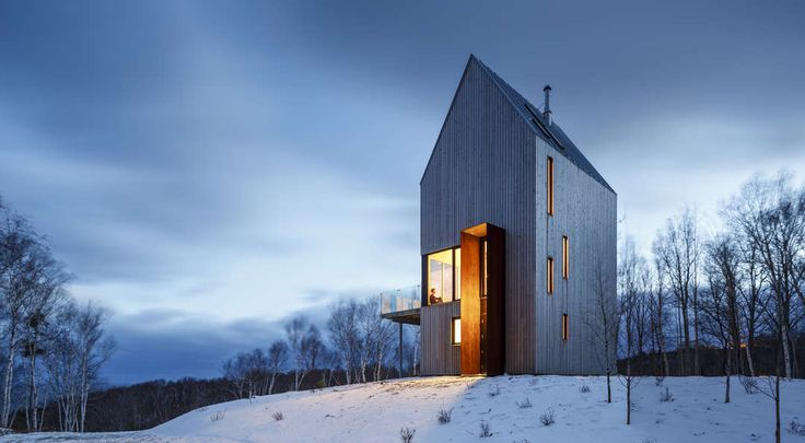 Vertical Living: 12 Tower Houses That Stand Tall - Architizer