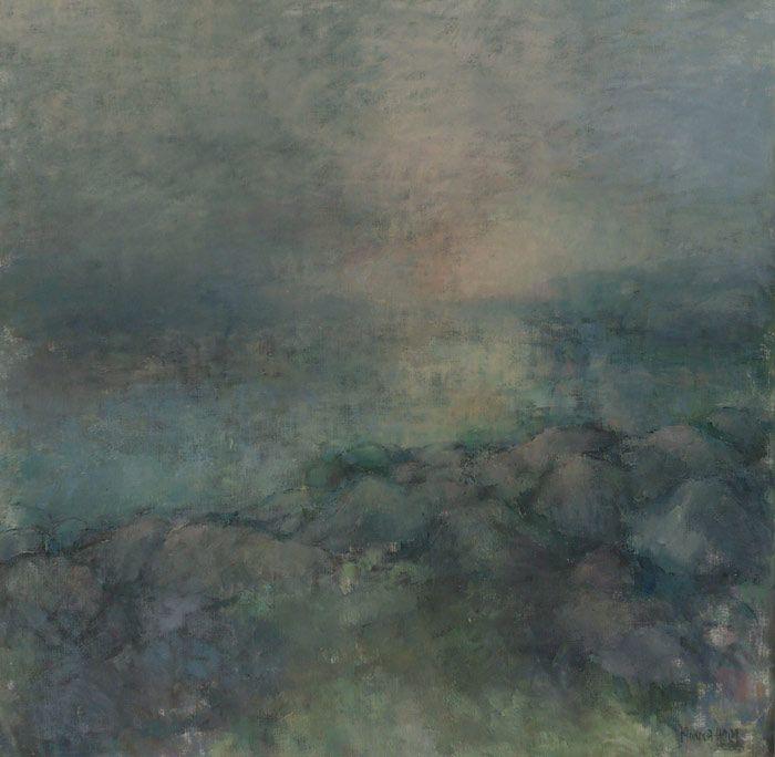 Klippor vid Mälaren - Monica Holm