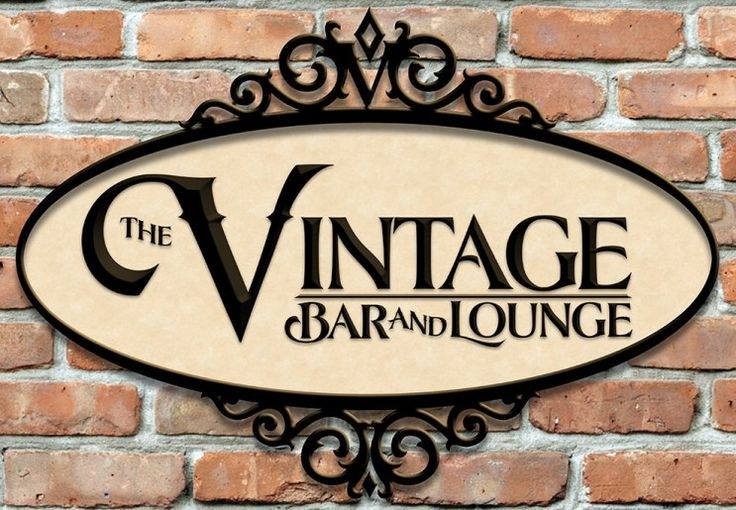 The Vintage - logo design