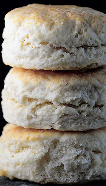 Two Ingredient Cream Biscuits ... This biscuit recipe uses just two ingredients to produce tender, flaky, and delicious biscuits every time. A cream biscuit recipe definitely is a cook's treasure!