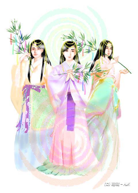 宗像三女神1