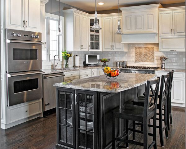 76 best Traditional Kitchens images on Pinterest | Dream kitchens ...