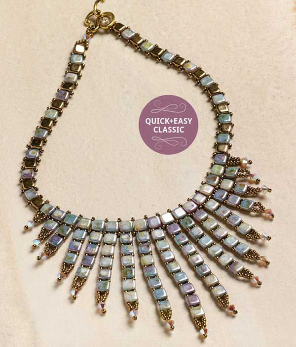 17 best images about beaded necklace projects on