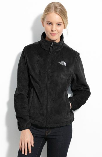 The North Face 'Osito' Fleece Jacket | Nordstrom Zip-front jacket in a plush, lofty furry fleece is cozy and casual. $73 anniversary sale