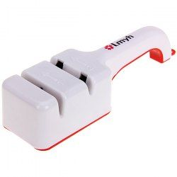3,40 euro Convenient V-Shape Design Grooves Family Knife Sharpener