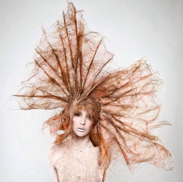 Looking through Modern Salon magazine I came across some amazing work by…