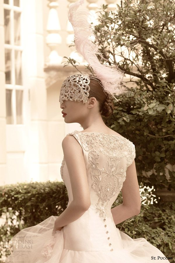 St. Pucchi 2014-2015 Couture Bridal Collection — + Interview with Designer Rani Totman | Wedding Inspirasi
