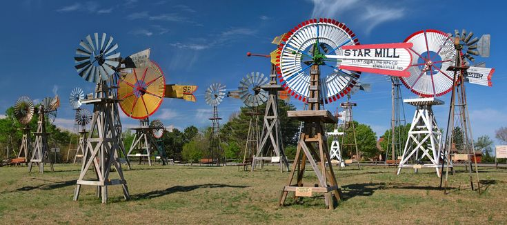 Tilting At Windmills | Travels with the Blonde Coyote