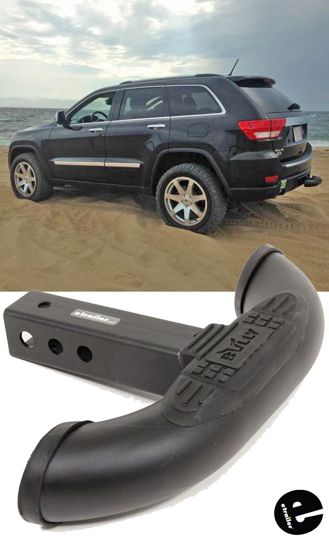 Bully Black Bull Hitch Mounted Step For 2 Hitches Pilot Automotive Hitch Step Bbs 1102 Best Midsize Suv Best Suv Luxury Suv