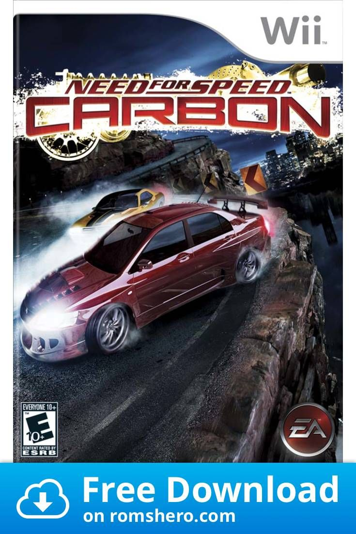 Download Need For Speed Carbon Nintendo Wii Wii Isos Rom Need For Speed Carbon Need For Speed Wii