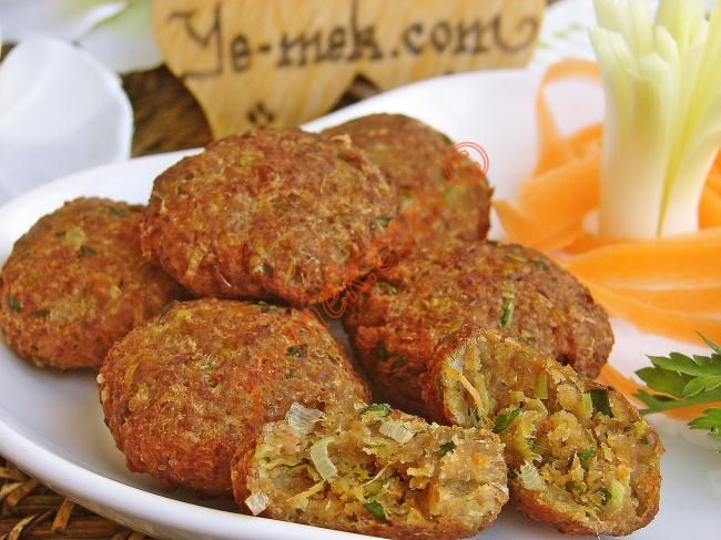 Leek patties with photos Recipe - Recipes