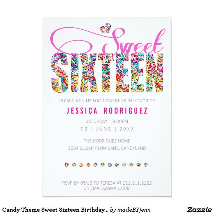 108 best leah\'s sweet 16 images on Pinterest | Birthdays, Bridal ...