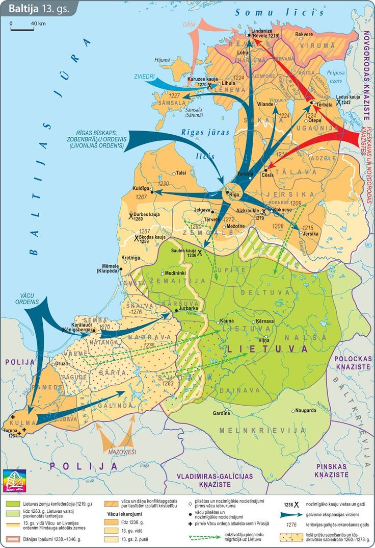Northern Crusades XIII cnt.