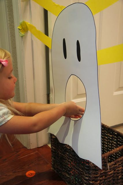 Toddler Approved!: FEED the Ghost letters!